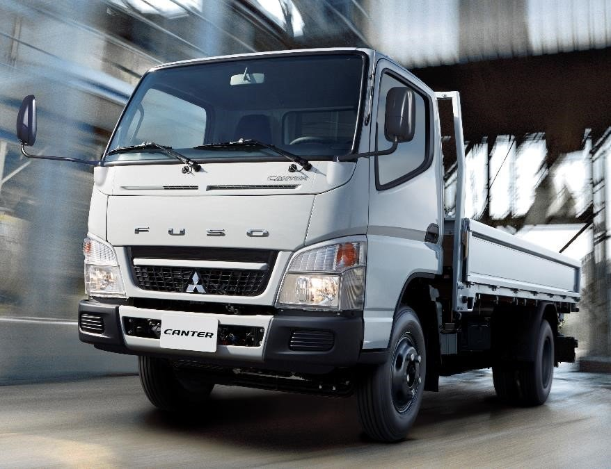 FUSO TD Canter TD FE84C Service Packages