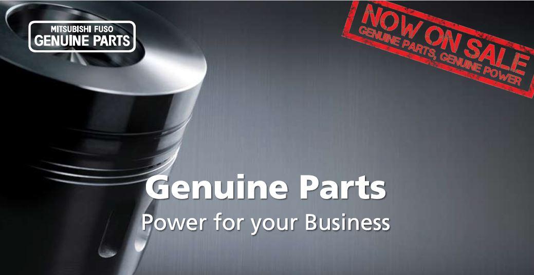 FUSO Parts Liquidation Campaign